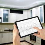 kitchen design tablet